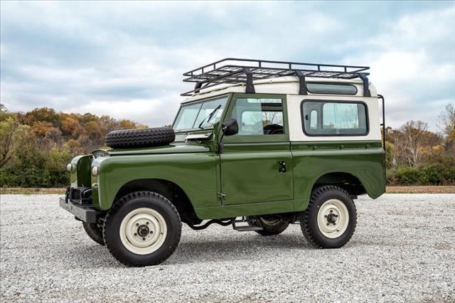 1963 Land Rover Santana Series - St. Charles MO
