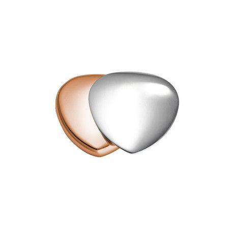 Il potente cuore di forza in rame è il prodotto più venduto in assoluto, ideale anche come simpatico dono, regala un'indescrivibile sensazione di benessere. Acciaio inossidabile e rame rosso. Polarità Nord. Gauss 2200