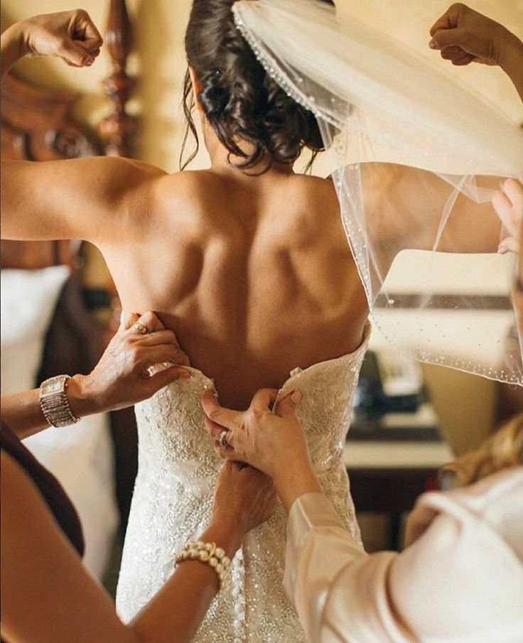 Must have crossfit wedding photo