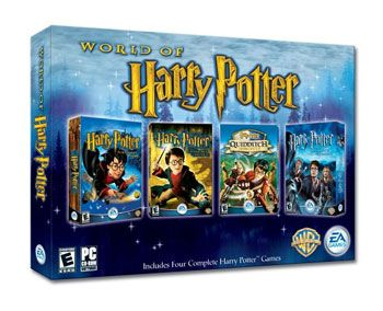 Harry Potter PC Games (any or all)