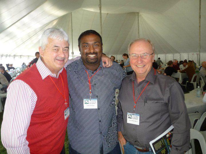 Gerry, Edgar & Gary @ CPT GLS 2008