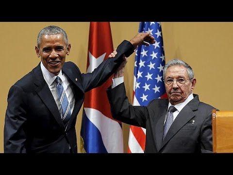 *INC*NEWS: Usa-Cuba: le principali tappe del disgelo