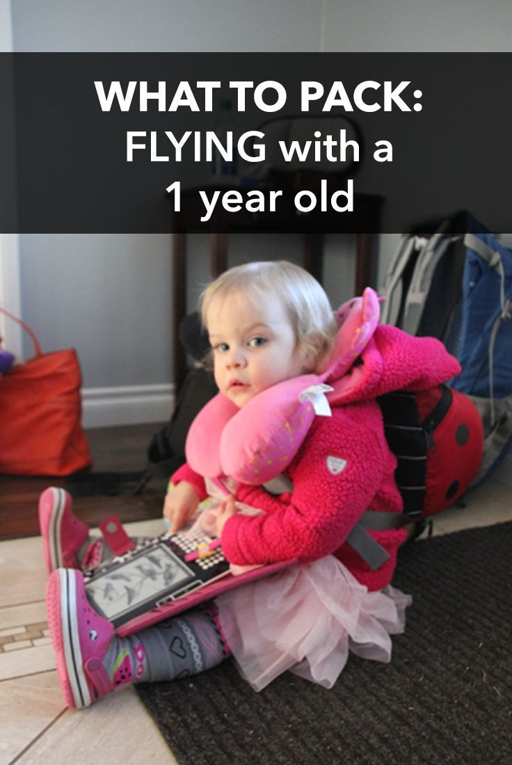 The ultimate packing list for flying with a baby. This is what you should bring on the plane to make your flight a breeze.   family travel   travel with kids   fly with kids   fly with baby   baby travel   family trip  