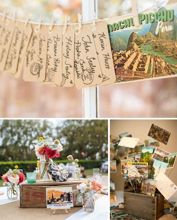 Ideas de decoracion para bodas las with ideas de for Ideas decorativas economicas