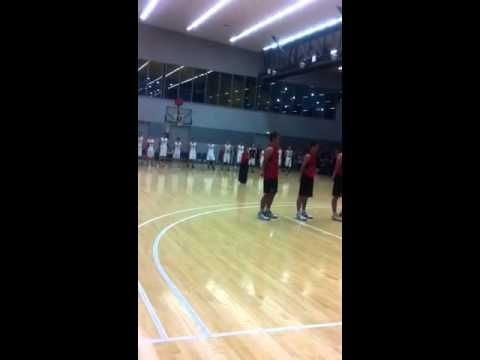 National Anthem for Perth Wildcats (NBL) vs SBL ALL-STARS
