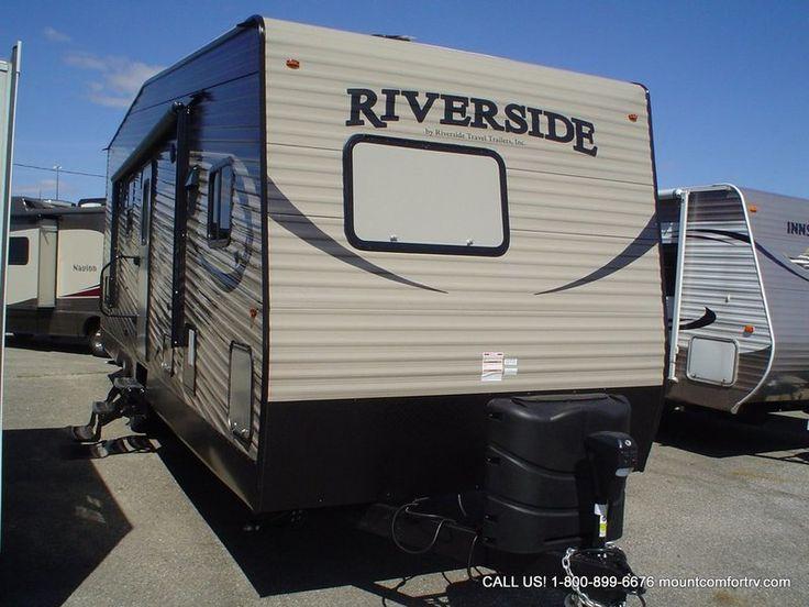 2016 Riverside Trailers Loft Coaches 32loftrb Stock 9450