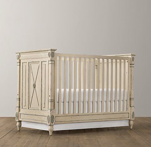 Jourdan Crib Cribs Restoration Hardware Baby Child