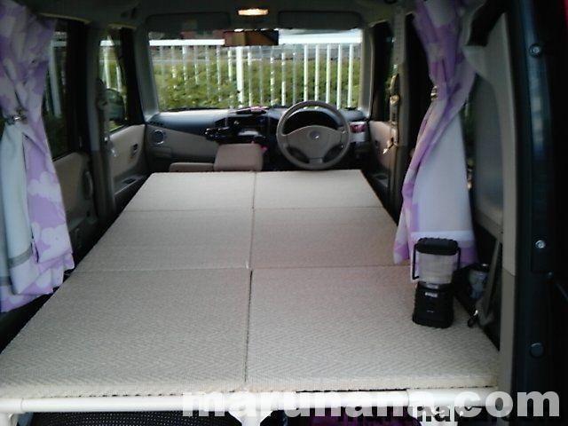 ボード N Box 車中泊 のピン