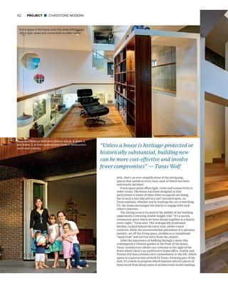 Grand Designs Australia Issue 2.4  Following the success of the new Australian TV series inspired by the UK version, Grand Designs  Australia welcomes you to a new era in home design magazines.