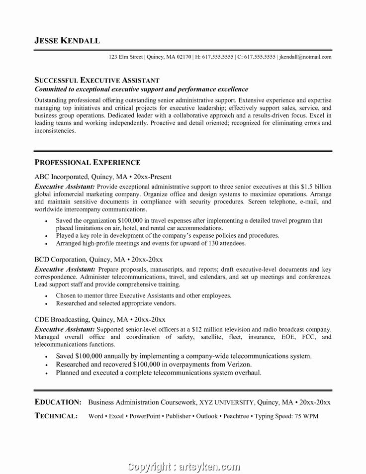 41++ Real estate assistant resume example Examples