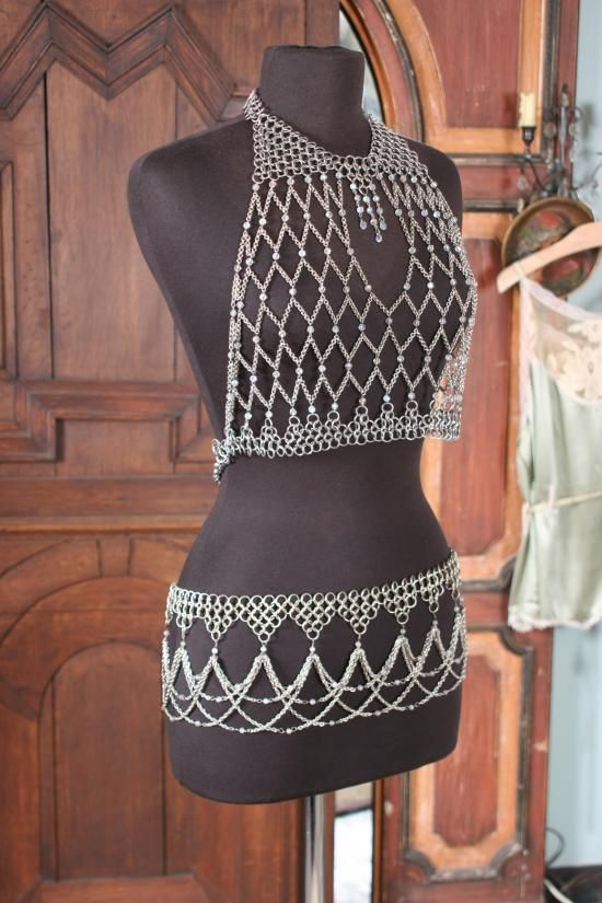 The Attic Collection-Custom Chain Mail Set