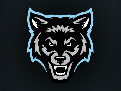 Wolfpack Soccer  Sports logos  Sports logo Logos