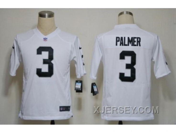 http://www.xjersey.com/new-nike-oakland-raiders-3-carson-palmer-white-jerseys.html NEW NIKE OAKLAND RAIDERS #3 CARSON PALMER WHITE JERSEYS Only $38.00 , Free Shipping!