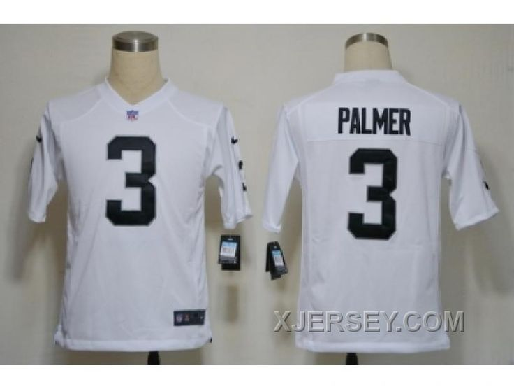 http://www.xjersey.com/new-nike-oakland-raiders-3-carson-palmer-white-jerseys.html NEW NIKE OAKLAND RAIDERS #3 CARSON PALMER WHITE JERSEYS Only $38.00 , Free Shipping!