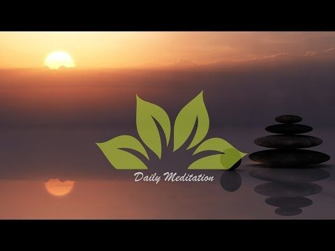 ॐ Daily Meditation - Set Your Intentions Each Day ( 4:40 minutes )