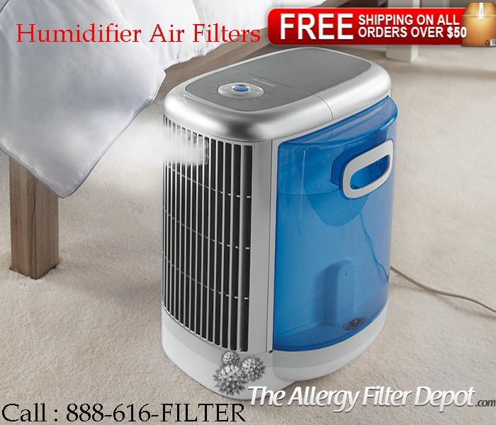 Humidifier air filter - Air purifier and humidifiers have different functions. We have some tips for understanding the air in your house and the air quality contact us today 888-616-FILTER. Visit  us: http://www.allergyfilterdepot.com