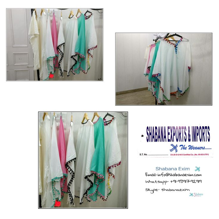 Beach cover ups poncho beach dresses night beautiful gown   FOR WHOLE SALE INQUIRIES  Shabana Exports & Imports Mr. Iftikhar Anjum ia@shabanaexim.com whatsapp-+919891792919 skype-shabanaexim www.shabanaexim.com www.shabanaexim.trustpass.alibaba.com