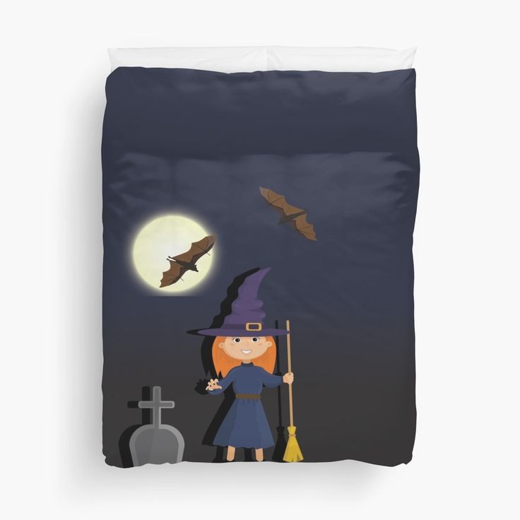 Witch in a graveyard night • Also buy this artwork on home decor, apparel, stickers, and more.