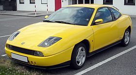 Fiat Coupe type 175 – 1993