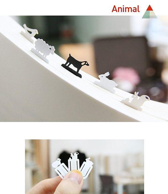 Kawaii Steel Bookmark ver.2 / Cute Bookmark / 10433294 par DubuDumo