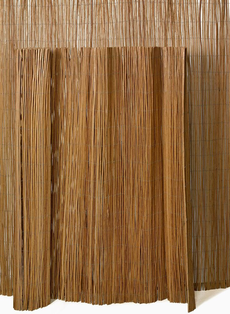 5 x 10ft & 6 x 10ft Peeled Willow Fences,  3498-group