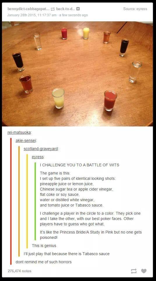 Daredevil Drinking Game