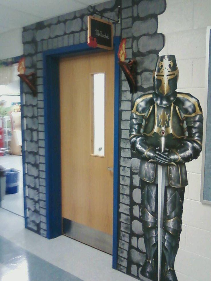 Classroom Decoration Ideas Middle School ~ Best ideas about castle classroom on pinterest