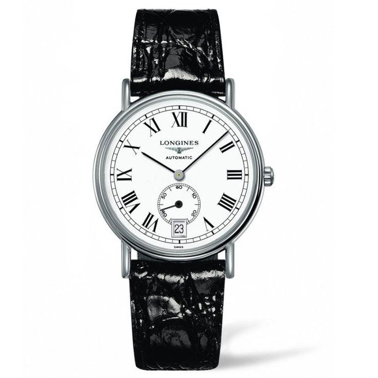 Reloj Longines Presence Hombre L48054112. Reloj Longines para hombre