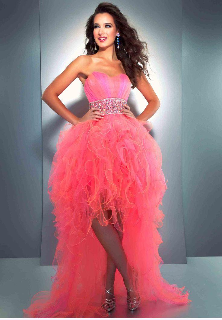 Mejores 61 imágenes de Prom Dresses en Pinterest | Vestidos bonitos ...