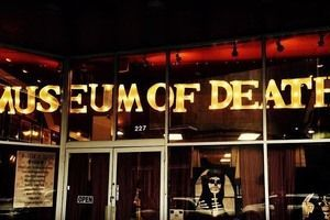 Museum of Death in New Orleans Louisiana