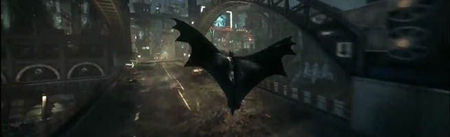 """Batman Takes to the Streets in New """"Batman: Arkham Knight"""" Gameplay Footage - Comic Book Resources"""