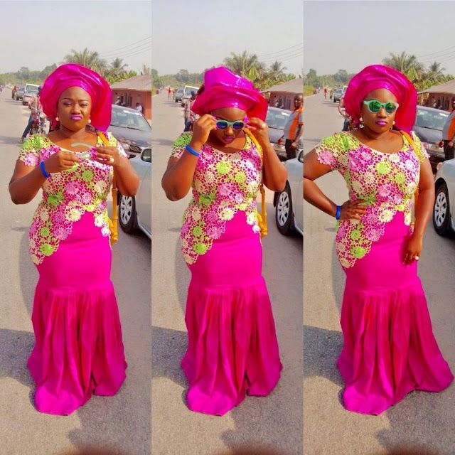 78 Best Images About Nigerian Outfits On Pinterest