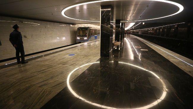 80 years Underground: Moscow's Subway jubilee