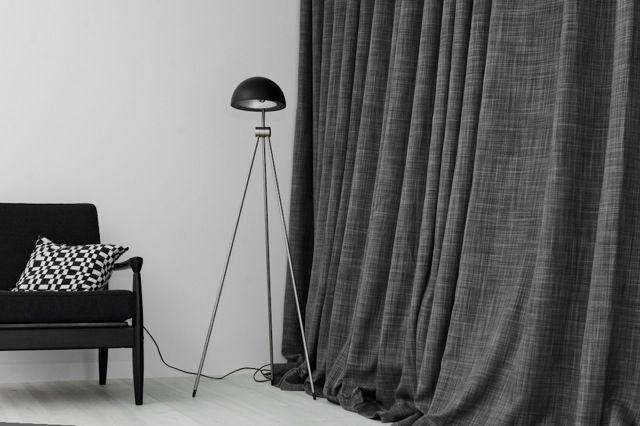 © stylus.pl | #homedecor #homeinspiration #interiors #fabric #curtains #blackout #window #eclipse #scandinavian