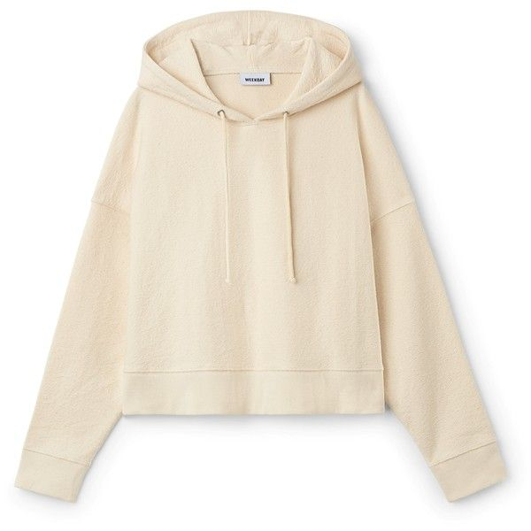 Cia hoodie (£45) ❤ liked on Polyvore featuring tops, hoodies, sweaters, tall hoodies, ribbed top, sweatshirt hoodies, summer hoodie and sleeve hoodie
