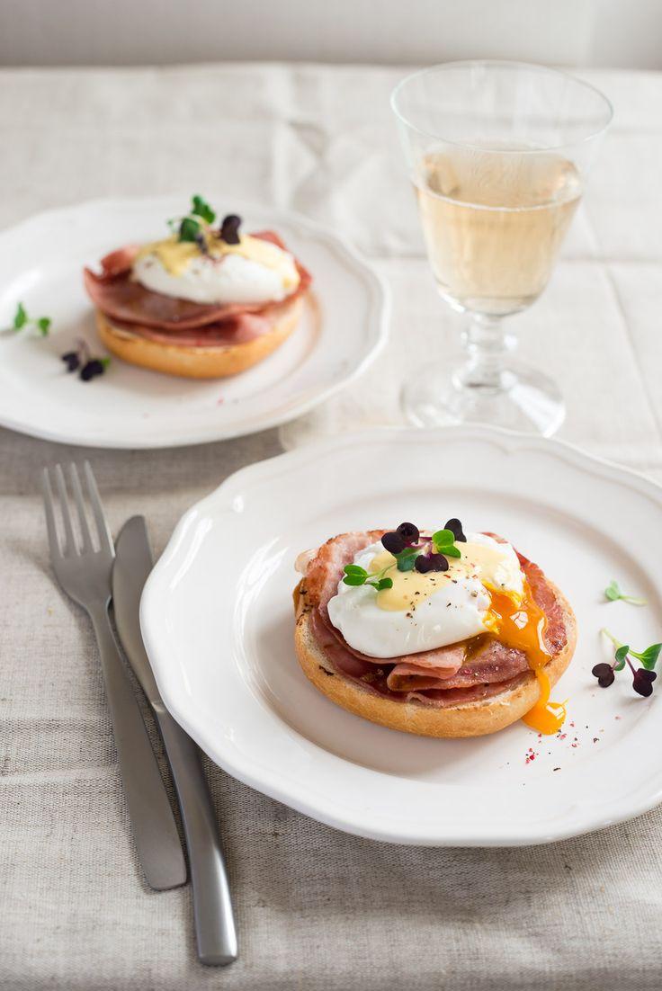 Snídaně, na kterou se nezapomíná. Nečekejte na speciální příležitost a udělejte si radost, jen tak. Posnídejte jako labužníci a zapíjejte nejlépe sklenkou sektu.