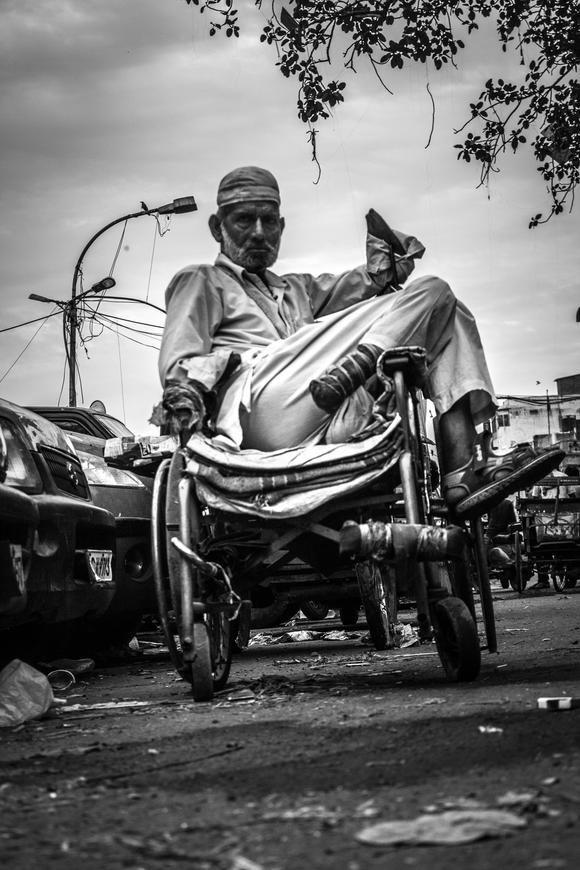 Delhi   Street life