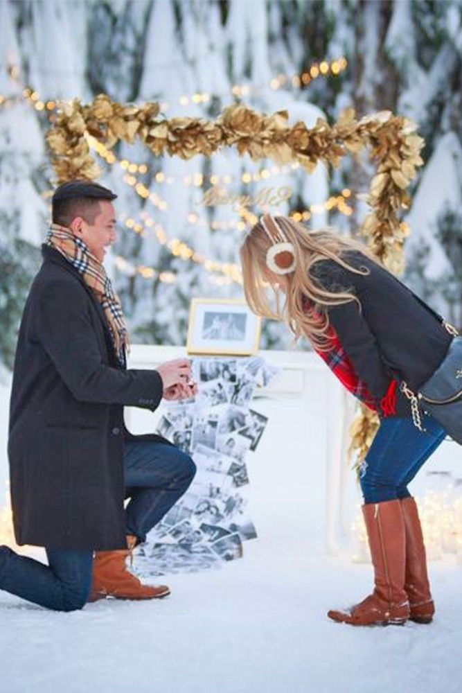 TOP Engagement and Wedding Ideas Part 4 ❤ See more: http://www.weddingforward.com/wedding-ideas-part-4/ #wedding #proposal #ideass