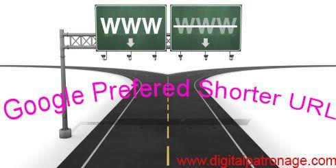 Google Pick Shorter URLs For Canonicalization. #SEO ,#SMO, #webmaster #internetmarketing.
