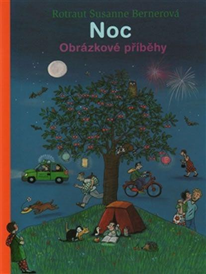 Kniha Noc - Obrázkové příběhy | bux.cz
