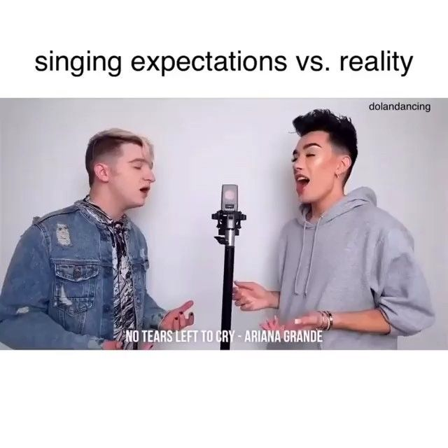 6 636 Likes 125 Comments James Charles Jamescharlns On Instagram People Say He Can T Sing Just Watch This Jamescharle James Charles Singing Charles