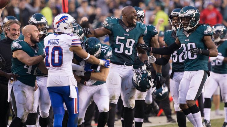 Eagles have best chance of any NFC East team to win a game in the 2016 NFL playoffs