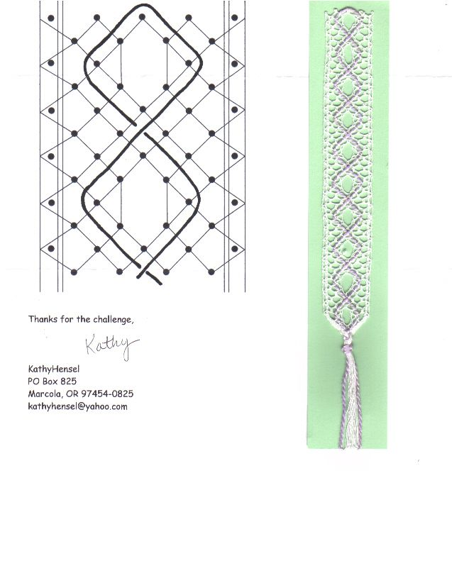 Design Your Own Lace
