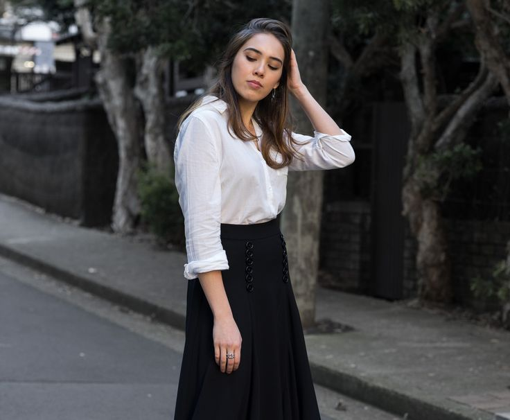 Black and White - See more style inspiration at DIGYHU.com!