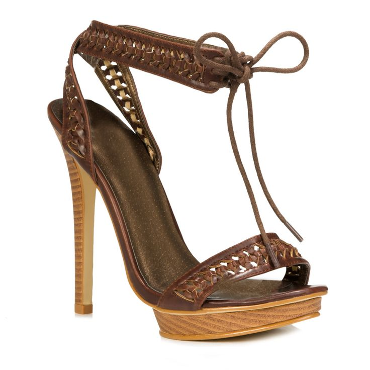 Pin to Win $500. Your summer outfit isn't complete with out a neutral sandal like Brasilia from JustFab. Enter here: https://www.facebook.com/justfab/app_137377669785610?ref=ts