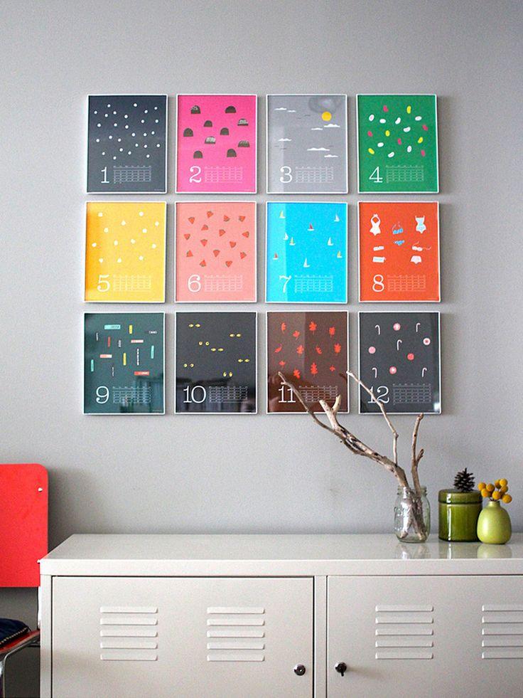 the indigo bunting calendar