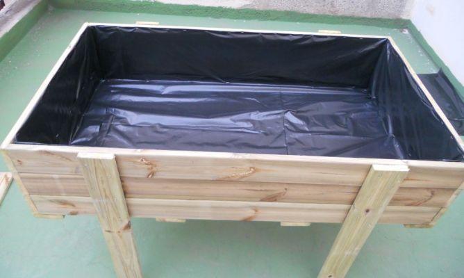 Fabricar una mesa de cultivo en la Comunidad de Bricolaje - Hogarmania.com