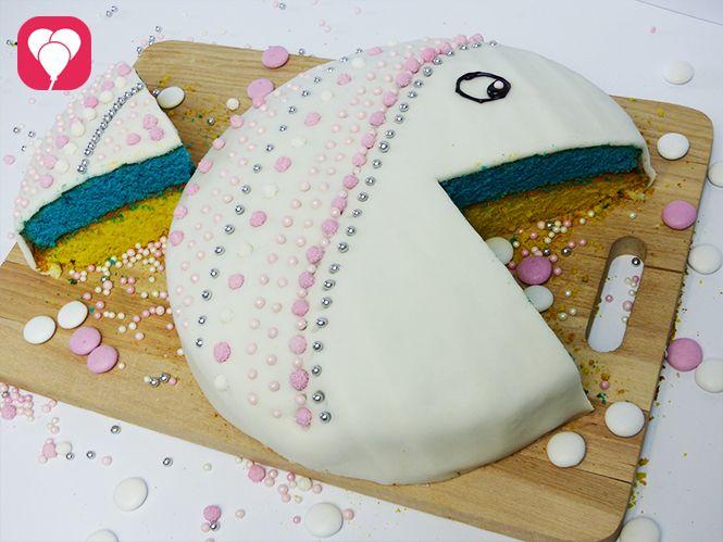 Fisch Kuchen Meerjungfrau Party