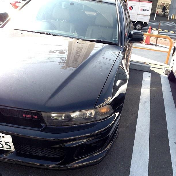 Galant Car: #GALANT #VR4 !! #MITSUBISHI #TOKYO