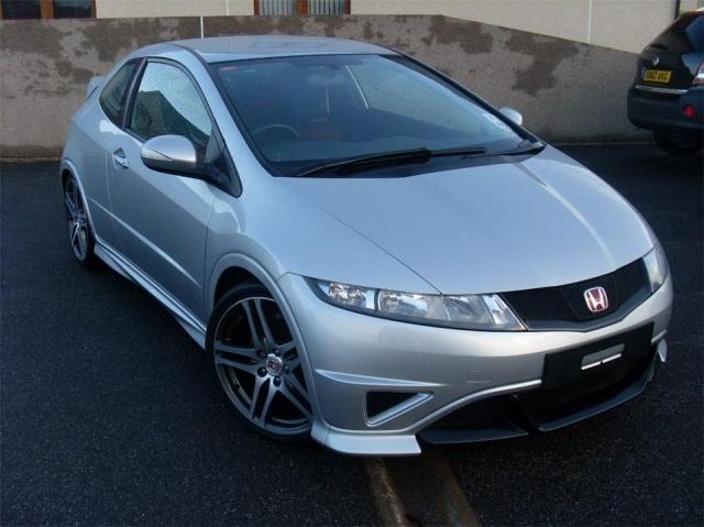 Used Cars - 2009 Honda Civic Type-R I-Vtec Silver